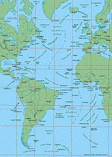 Map Catalog World map collection Atlantic Ocean Maps